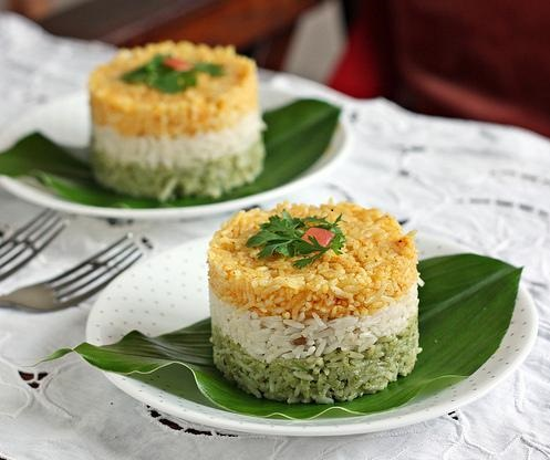 Tricolor-Rice-Sandwich