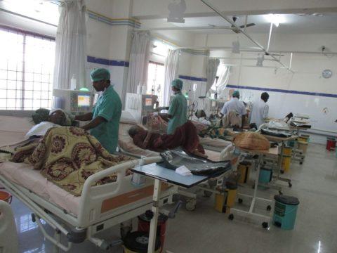SVS Hospital,Mahbubnagar