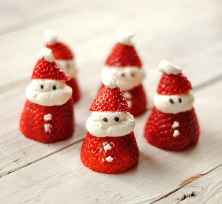 strawbery-santa