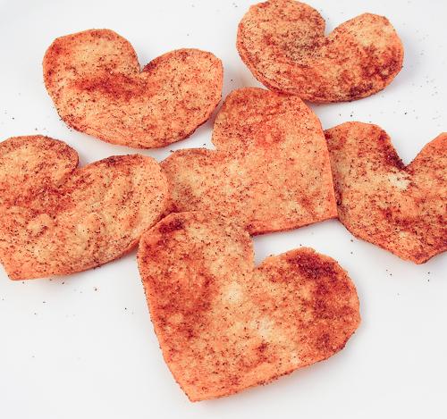 Crunchy Hearts