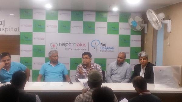 Raj Hospitals Launch